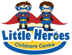 Little Heroes logo